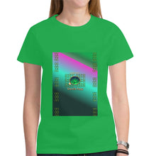 Load image into Gallery viewer, SERIPPY Women's Heavy Cotton Short Sleeve T-Shirt - serippymall