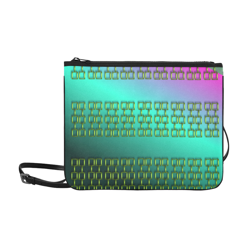 SERIPPY Slim Clutch Bag (Model 1668) - serippymall