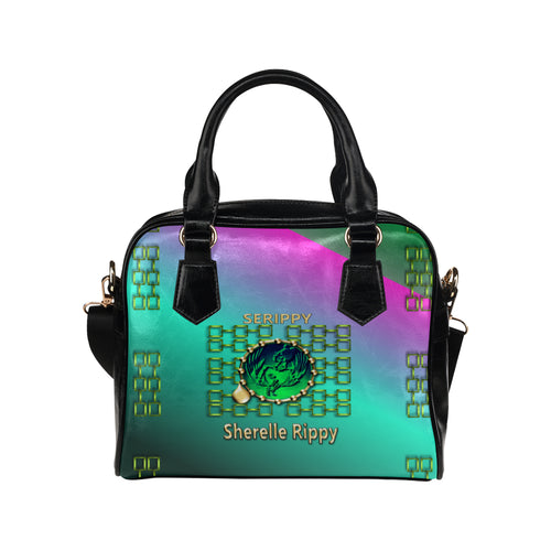 SERIPPY Shoulder Handbag (Model 1634) - serippymall