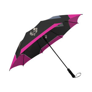 SERIPPY Semi-Automatic Foldable Umbrella (Model U05) - serippymall