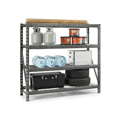 "2 of 4 images - 77"" (195.6 cm) Rack Shelving (thumbnails)"