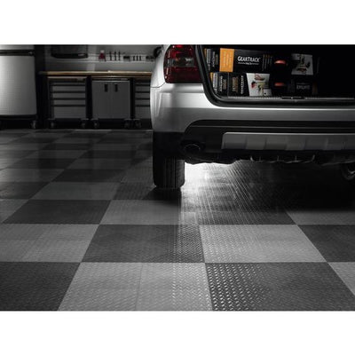 "3 of 5 images - 12"" (30.5 cm) x 12"" (30.5 cm) Tile Flooring (48-Pack) (thumbnails)"