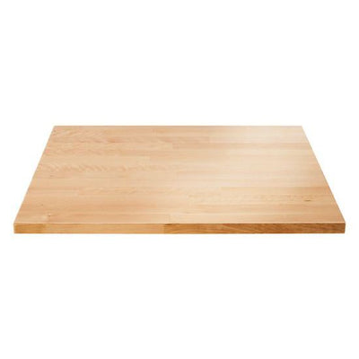 "1 of 4 images - 27"" (68.6 cm) Hardwood Top (thumbnails)"