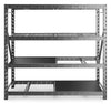 "2 of 4 images - Rack Shelf Liner 2-pack for 24"" D Shelves"
