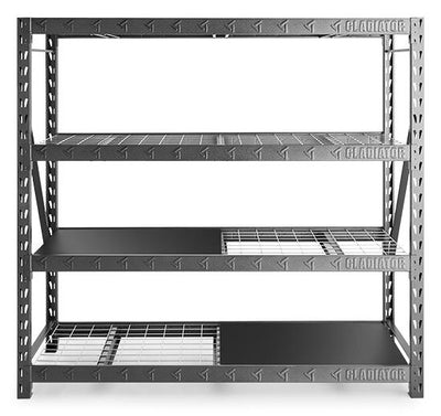 "2 of 4 images - Rack Shelf Liner 2-pack for 24"" D Shelves (thumbnails)"