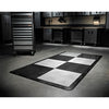 3 of 4 images - Gladiator® Black Floor Edge Trim - Female (6 Pack + 1 Corner)