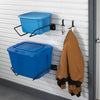 2 of 4 images - Storage Bin Holder