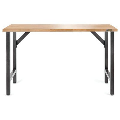 "1 of 4 images - Gladiator® 66-1/2"" (169 cm) Wide Hardwood Modular Workbench (thumbnails)"