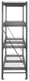 "1 of 2 images - 48"" (121.9 cm) Welded Rack"