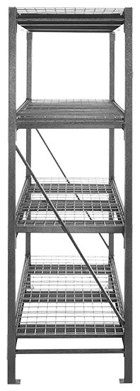 "1 of 2 images - 48"" (121.9 cm) Welded Rack (thumbnails)"