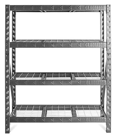 "1 of 2 images - 60"" (152.4 cm) Welded Rack (thumbnails)"