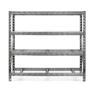 "1 of 4 images - 77"" (195.6 cm) Rack Shelving (thumbnails)"