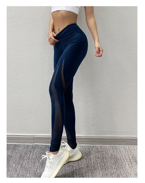 Leggings de sport sans couture, le confort absolu