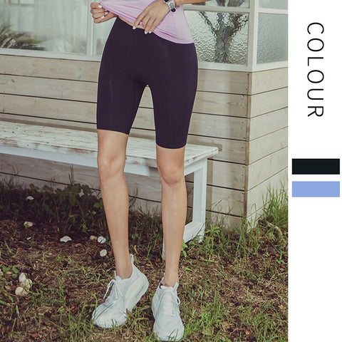 Le leggings court femme, le vêtement de sport confortable - Gym Zone 2