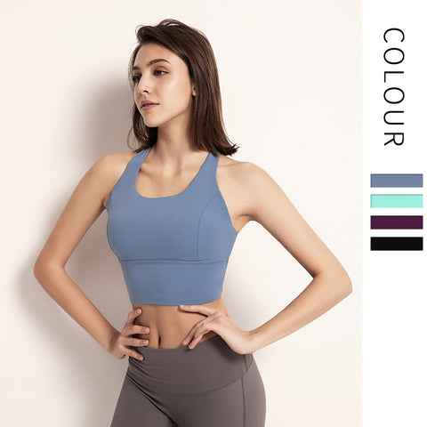 Soutien-gorge de yoga sans armature, un maximum de confort et de maintien - Gym Zone 2