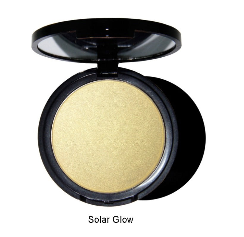 Luminosity Pressed Highlighter | Solar Glow