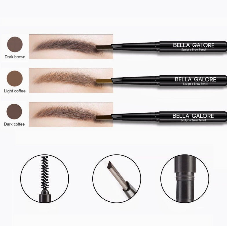 Bella Galore Sculpt - a - Brow Retractable Pencils
