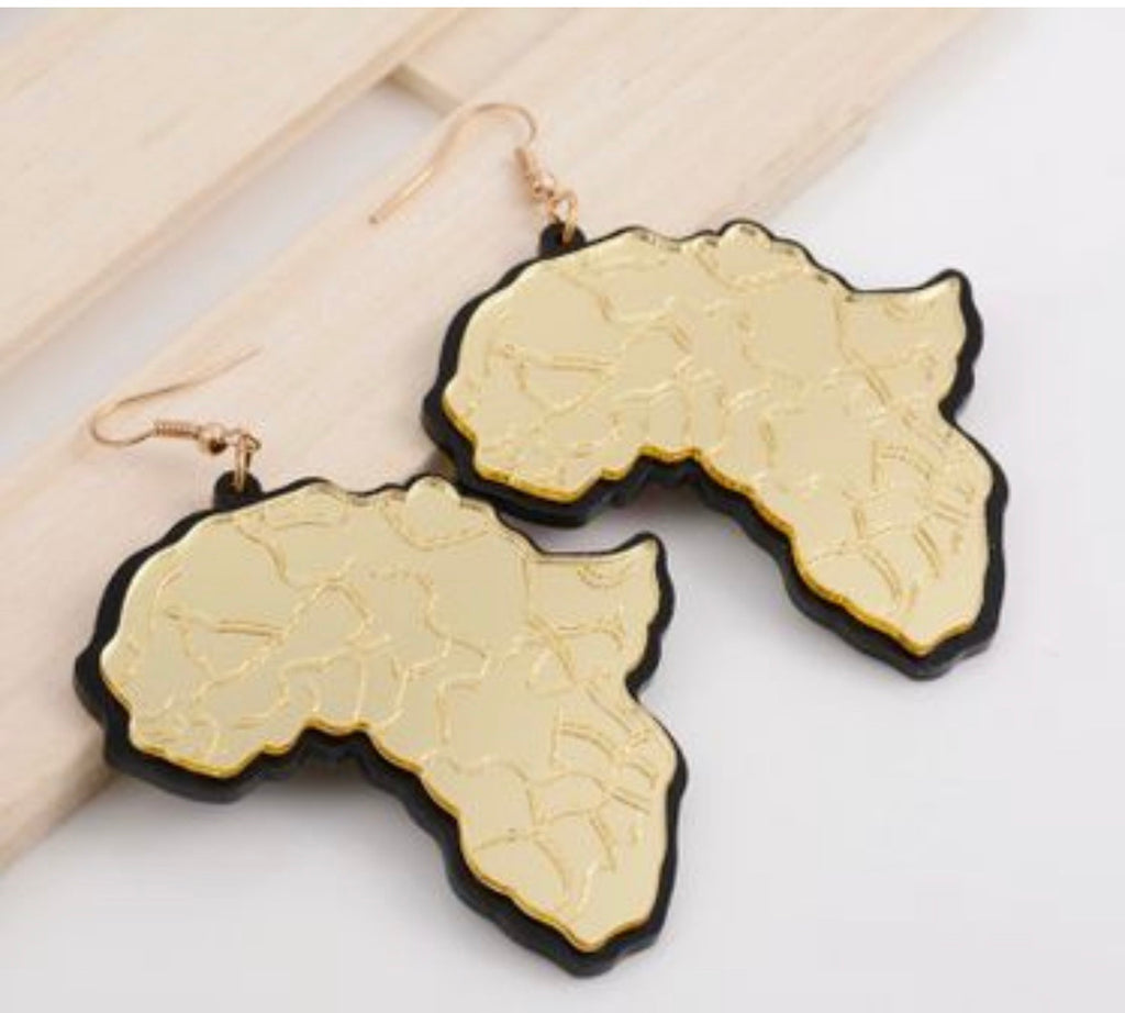 Royal Africa Earrings