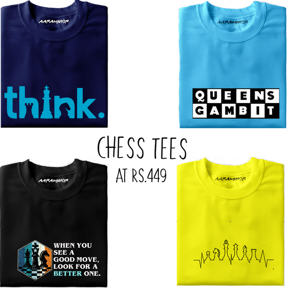 Chess T-Shirts & Tops