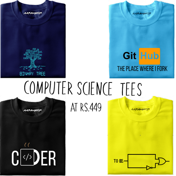 Computer Science Engineering Coding T-Shirts & Tops
