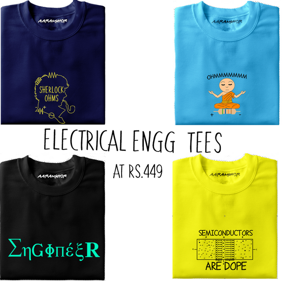 Electrical Engineering T-Shirts & Tops