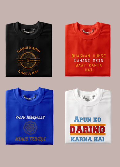 Sacred Games T-Shirts, Hoodies & Tops