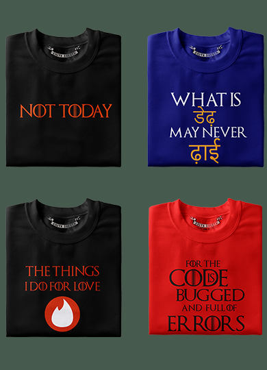 Game Of Thrones (GOT) T-Shirts, Hoodies & Tops