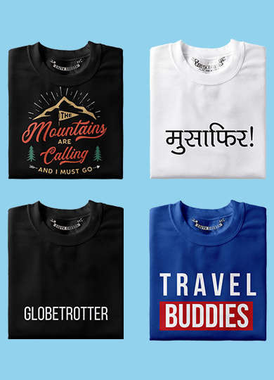 Wanderlust Travel T-Shirts, Hoodies & Tops