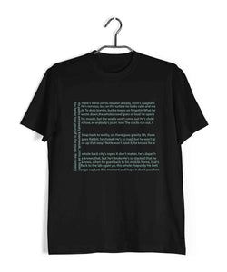 MUSIC eMINEM SONG Custom Printed Graphic Design T-Shirt for Women - Aaramkhor