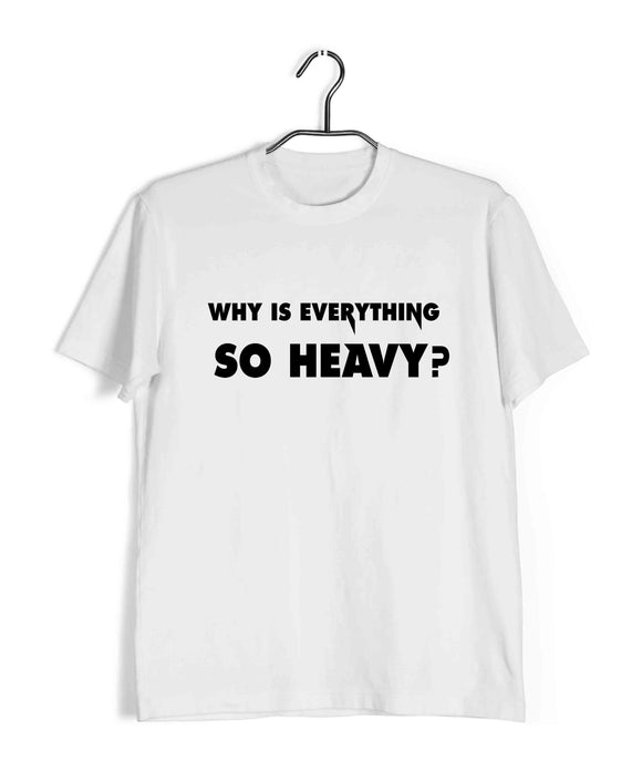Linkin Park Music Linkin Park Why is everything so heavy Custom Printed Graphic Design T-Shirt for Men - Aaramkhor