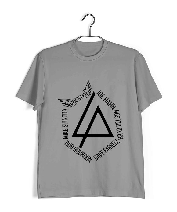 Linkin Park Music Linkin Park Linkin Park Chester Custom Printed Graphic Design T-Shirt for Men - Aaramkhor