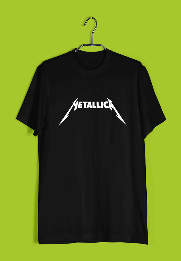 Music Bands METALLICA Custom Printed Graphic Design T-Shirt for Men - Aaramkhor