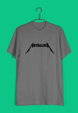 Music Bands METALLICA Custom Printed Graphic Design T-Shirt for Women - Aaramkhor
