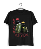 Black Sabbath MUSIC Black Sabbath NEVER SAY DIE Custom Printed Graphic Design T-Shirt for Men - Aaramkhor
