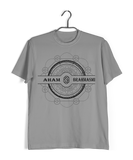 All TV SERIES Sacred Games  Custom Printed Graphic Design T-Shirt for Men - Aaramkhor