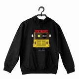 Black  Politics Freedom SAY NO TO CAB UNISEX HOODIE Sweatshirts