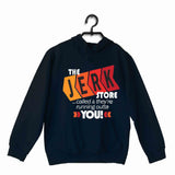 Navy Blue  TV Series Seinfeld THE JERK STORE CALLED. THEY'RE RUNNING OUT OF YOU UNISEX HOODIE Sweatshirts