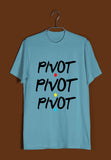 Aaramkhor Specials TV Series Friends Pivot Pivot Custom Printed Graphic Design T-Shirt for Men - Aaramkhor