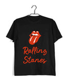 Music Rock Bands Classic Rolling Stones Custom Printed Graphic Design T-Shirt for Men - Aaramkhor