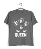 Music Rock Bands Classic Band Queen Custom Printed Graphic Design T-Shirt for Women - Aaramkhor
