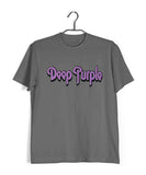Music Rock Bands Deep Purple Band Custom Printed Graphic Design T-Shirt for Men - Aaramkhor