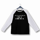 Sports Tennis Two Important Things - Tennis Custom Printed Graphic Design Raglan T-Shirt for Women - Aaramkhor