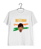 world cup tshirts, Indian cricket team world cup jersey Cricket Team India BUMRAH - India's Main Man Custom Printed Graphic Design T-Shirt for Men - Aaramkhor
