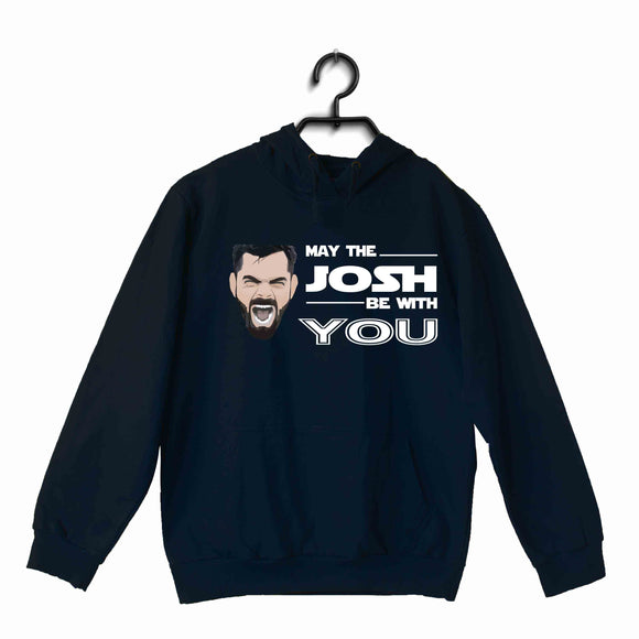 world cup tshirts, Indian cricket team world cup jersey Cricket Team India Kohli - May the JOSH Be With You UNISEX HOODIE Sweatshirts - Aaramkhor