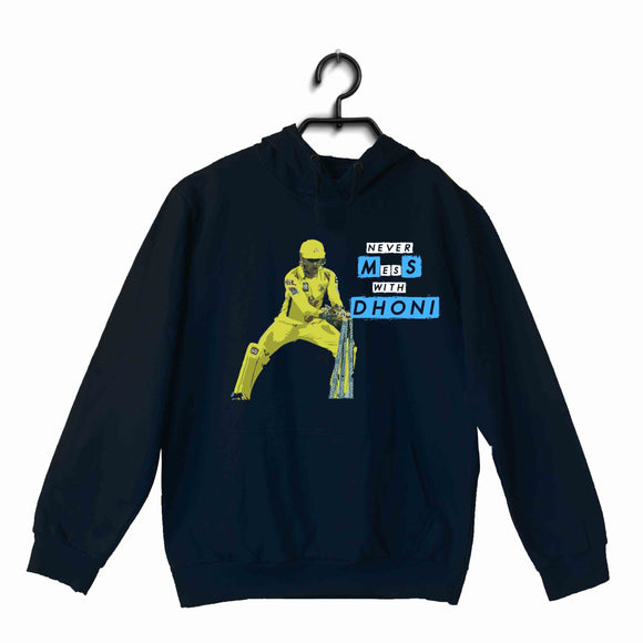 world cup tshirts, Indian cricket team world cup jersey Cricket Team India Never Mess With Dhoni UNISEX HOODIE Sweatshirts - Aaramkhor