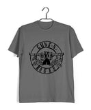 Guns N Roses Music Rock Bands Guns N Roses Custom Printed Graphic Design T-Shirt for Men - Aaramkhor
