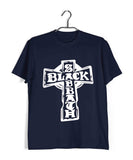 Music Metal Music Classic Black Sabbath Custom Printed Graphic Design T-Shirt for Men - Aaramkhor