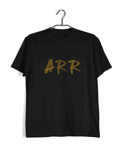 Music Artists AR Rahman Filmography Mash Custom Printed Graphic Design T-Shirt for Men - Aaramkhor