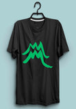 Music Rock Bands Green Day Logo Custom Printed Graphic Design T-Shirt for Men - Aaramkhor