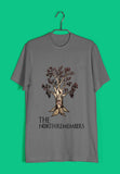 TV Series Games of Thrones (GOT) The North Remembers Custom Printed Graphic Design T-Shirt for Men - Aaramkhor